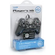 DreamGear 3-in-1 Players Kit (Black) (US)