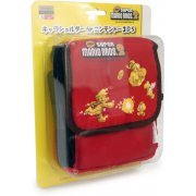 New Super Mario Bros. 2 Bag for 3DS (Red) [Gold Mario Version] (Japan)