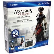 PS Vita PlayStation Vita - Assassin's Creed III: Liberation Wi-Fi Model (White) (US)