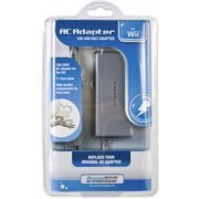 DreamGear AC Adapter for Wii - White (US)
