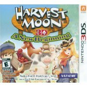 Harvest Moon 3D: A New Beginning (US)