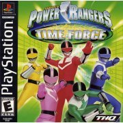 Power Rangers: Time Force (US)