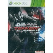 Tekken Unlimited Tag Tournament 2 (Asia)