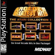 Midway Presents Arcade's Greatest Hits: The Atari Collection 1 (US)