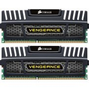 Corsair Vengeance DIMM Kit 16GB, DDR3-1600, CL9-9-9-24 (Black)