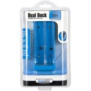 DreamGear Dual Dock - Blue (US)