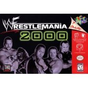WWF Wrestlemania 2000 (US)