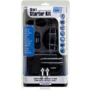 DreamGear 18 in 1 Starter Kit - Black (US)