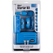 DreamGear 18 in 1 Starter Kit - Blue (US)