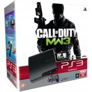 PlayStation 3 Console (320GB Model) with Call of Duty: Modern Warfare 3 Bundle (Europe)