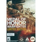 Medal of Honor: Warfighter (Limited Edition) (DVD-ROM) (English Version) (Asia)