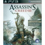 Assassin's Creed III (English Version) (Asia)
