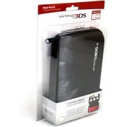Nintendo 3DS XL Hard Pouch (Black) (US)