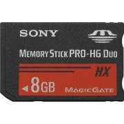 Sony Memory Stick (MS) Pro-HG Duo HX 8GB