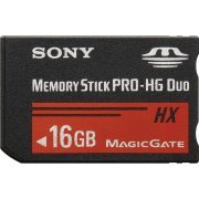 Sony Memory Stick (MS) Pro-HG Duo HX 16GB