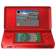 Nintendo DS Lite (Red) (Europe)