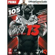 WWE '13: Prima Official Game Guide (US)
