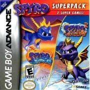 Spyro Superpack: Spyro: Season of Ice / Spyro 2: Season of Flame (US)