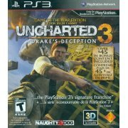 Uncharted 3: Drake's Deception (Game of the Year) (US)