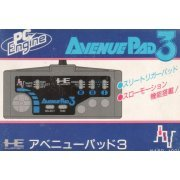 PC-Engine Avenue Pad 3 preowned (Japan)