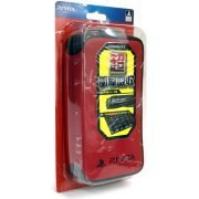 PS Vita Zero Shock Case (Red) (Japan)