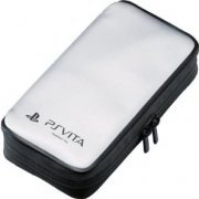 PS Vita Zero Shock Case (Silver) (Japan)
