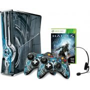 Xbox 360 Slim Console (320GB) Halo 4 Limited Edition (Europe)