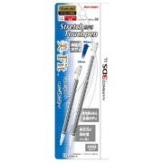 Stretch Touch Pen for 3DS LL (White) (Japan)