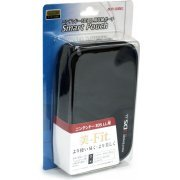 Smart Pouch for 3DS LL (Black) (Japan)