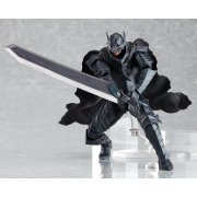 Berserk Non Scale Pre-Painted PVC Figure: figma Guts Berserker Armor Ver. (Comic Book Limited Bundle) (Japan)