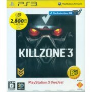 Killzone 3 (PlayStation3 the Best) (Japan)