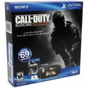 PS Vita PlayStation Vita - Call of Duty: Black Ops Declassified Wi-Fi Model (Black) (US)