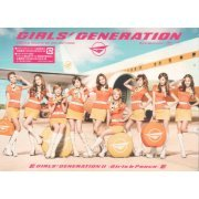 Girls' Generation II - Girls & Peace [CD+DVD Limited Edition Type B] (Japan)