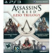 Assassin's Creed Ezio Trilogy (US)