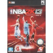 NBA 2K13 (Chinese Version) (DVD-ROM) (Asia)