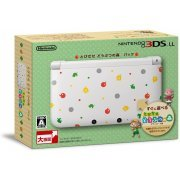 Nintendo 3DS LL (Doubutsu no Mori Pack Limited Edition) (Japan)