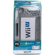 PC Barikata Cover for Wii U GamePad (Clear)