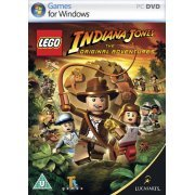 LEGO Indiana Jones: The Original Adventures (DVD-ROM) (Europe)