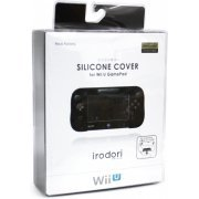 Silicon Cover for Wii U GamePad (Black) (Japan)