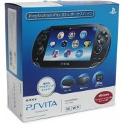 PSVita PlayStation Vita - 3G/Wi-Fi Model (32GB Bonus Pack) (Japan)
