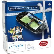 PSVita PlayStation Vita - 3G/Wi-Fi Model (Starter Pack w/ Minna no Golf 6) (Japan)