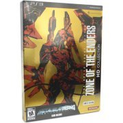 Zone of the Enders HD Collection (Includes demo of Metal Gear Rising: Revengence) (Collector's Edition) (US)