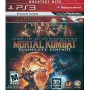Mortal Kombat Komplete Edition (Greatest Hits) (US)