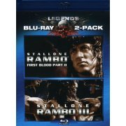 Rambo: First Blood Part II / Rambo III (US)