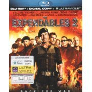 The Expendables 2 [Blu-ray+Digital Copy+UltraViolet] (US)