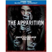 The Apparition [Blu-ray+DVD+UltraViolet Digital Copy] (US)