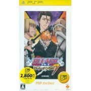 Bleach: Heat the Soul 7 (PSP the Best) (Japan)