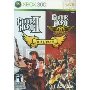 Guitar Hero II & Guitar Hero Aerosmith Dual Pack (US)