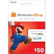 Nintendo eShop 50 USD Card US (US)