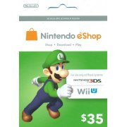 Nintendo Prepaid Card (US$35 / for US network only) (US)